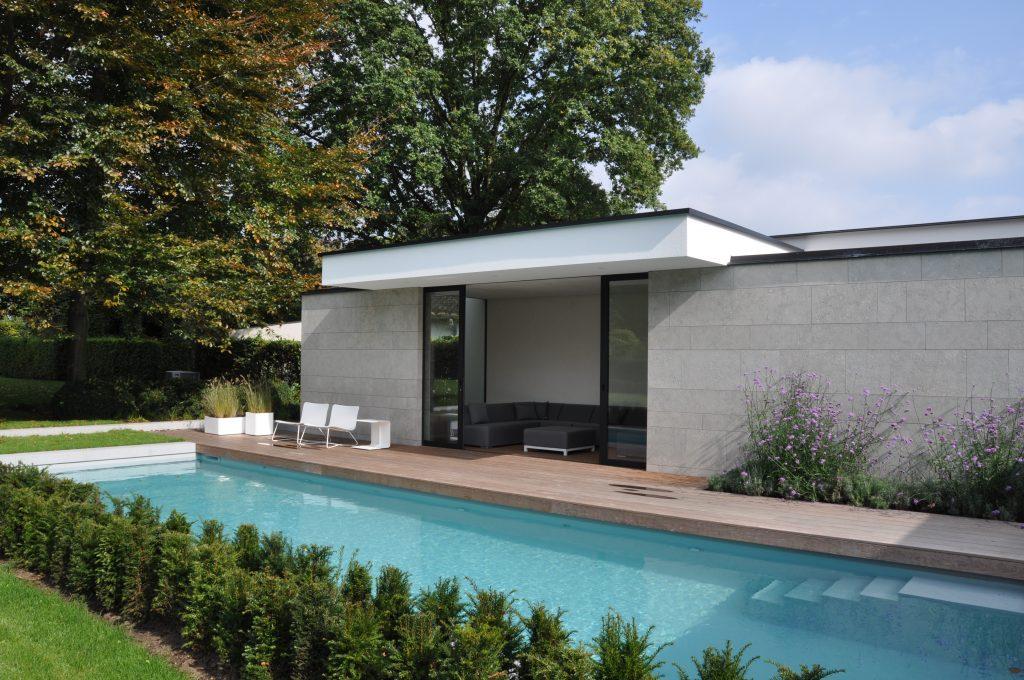 "Mediterranean Green ""Architect: vlj architecten"""