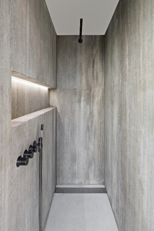 "Oak Grey woodstructure ""architect: Anja Vissers"""