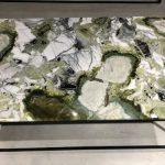 Iced jade